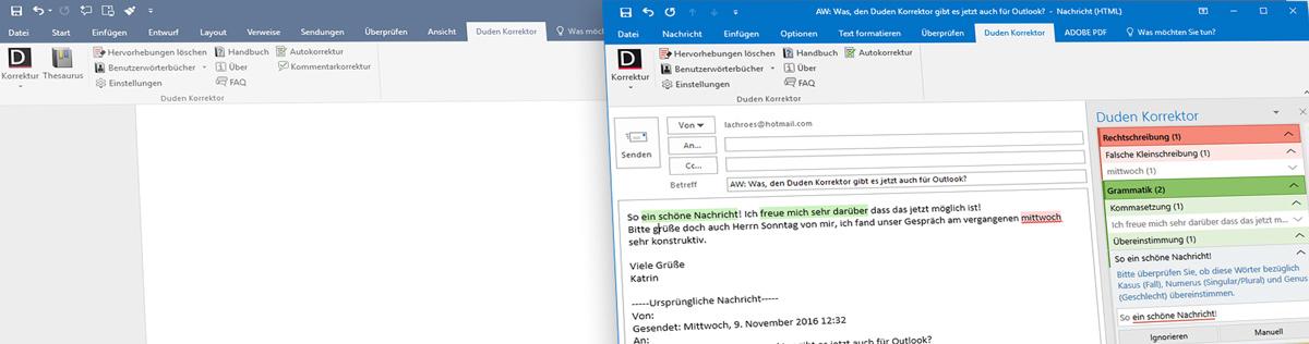 Duden Korrektor 12.1 für Microsoft Office erschienen!